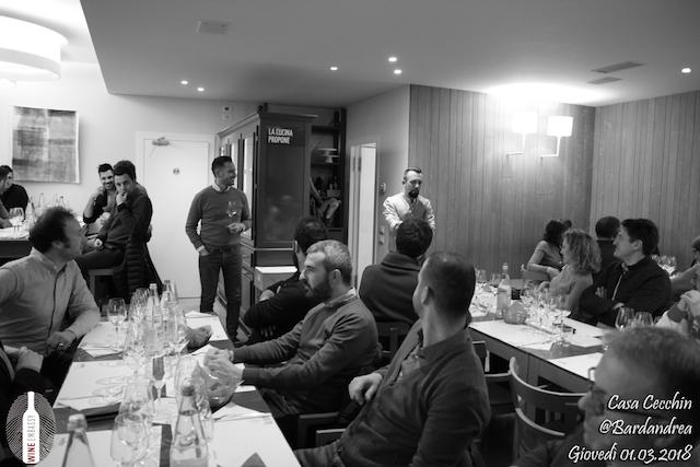 foto Evento Wine Embassy – Casa Cecchin @ Bar da Andrea – Marzo 2018 413