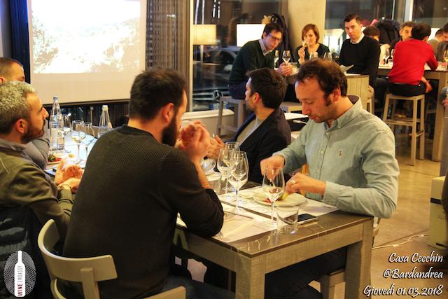 foto Evento Wine Embassy – Casa Cecchin @ Bar da Andrea – Marzo 2018 415