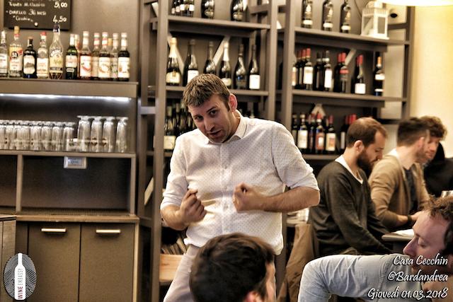 foto Evento Wine Embassy – Casa Cecchin @ Bar da Andrea – Marzo 2018 417