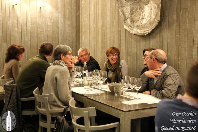 foto Evento Wine Embassy – Casa Cecchin @ Bar da Andrea – Marzo 2018 419