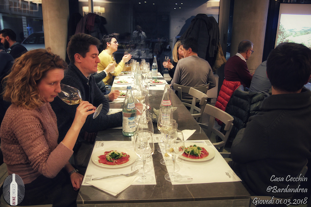 foto Evento Wine Embassy – Casa Cecchin @ Bar da Andrea – Marzo 2018 421