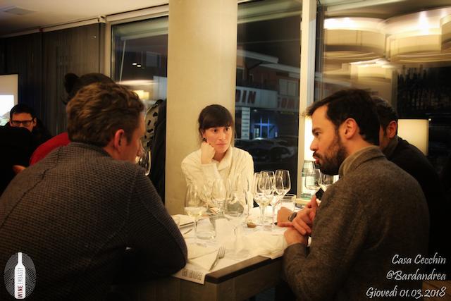 foto Evento Wine Embassy – Casa Cecchin @ Bar da Andrea – Marzo 2018 422