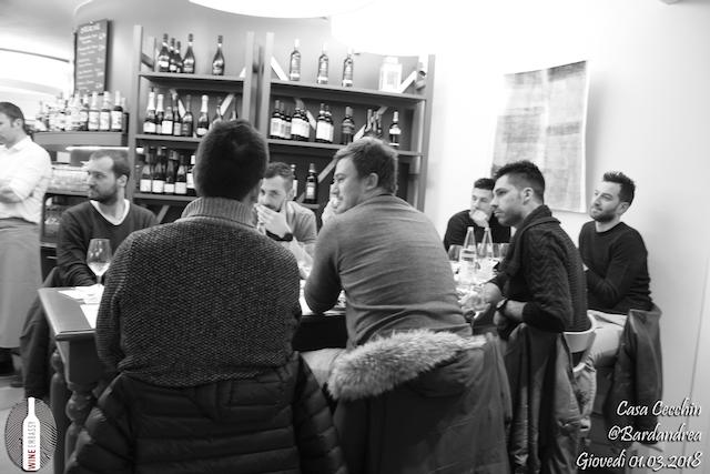foto Evento Wine Embassy – Casa Cecchin @ Bar da Andrea – Marzo 2018 423