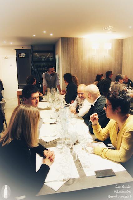 foto Evento Wine Embassy – Casa Cecchin @ Bar da Andrea – Marzo 2018 424