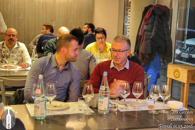 foto Evento Wine Embassy – Casa Cecchin @ Bar da Andrea – Marzo 2018 425