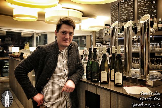 foto Evento Wine Embassy – Casa Cecchin @ Bar da Andrea – Marzo 2018 427