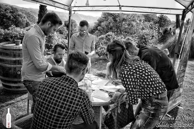 Foto Evento Wine Embassy – Fattoria le Vegre 6