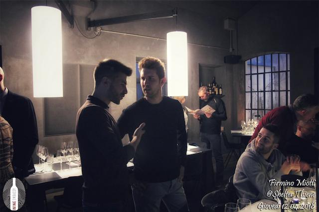 Foto Evento Wine Embassy – Firmino Miotti – Shelter 10