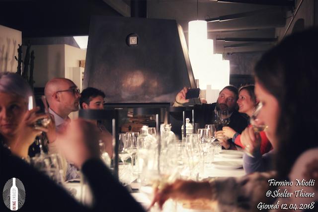 Foto Evento Wine Embassy – Firmino Miotti – Shelter 16