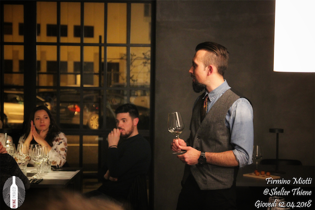 Foto Evento Wine Embassy – Firmino Miotti – Shelter 17