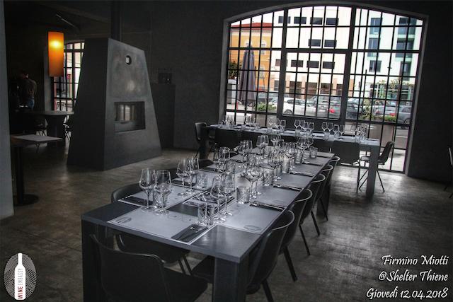 Foto Evento Wine Embassy – Firmino Miotti – Shelter 2