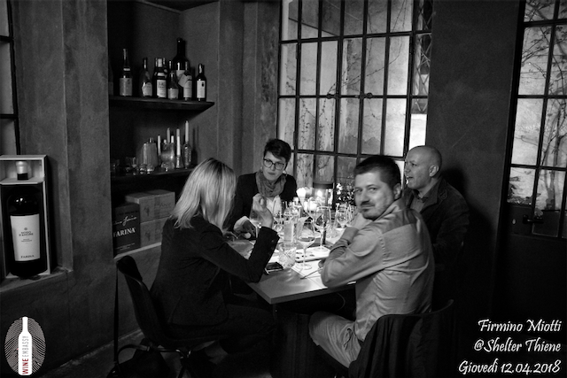 Foto Evento Wine Embassy – Firmino Miotti – Shelter 22