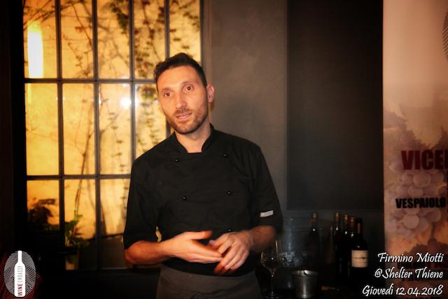 Foto Evento Wine Embassy – Firmino Miotti – Shelter 25