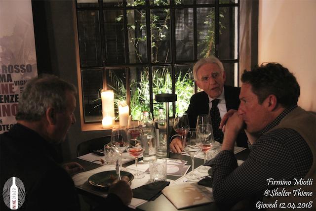 Foto Evento Wine Embassy – Firmino Miotti – Shelter 26