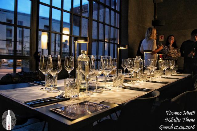Foto Evento Wine Embassy – Firmino Miotti – Shelter 9