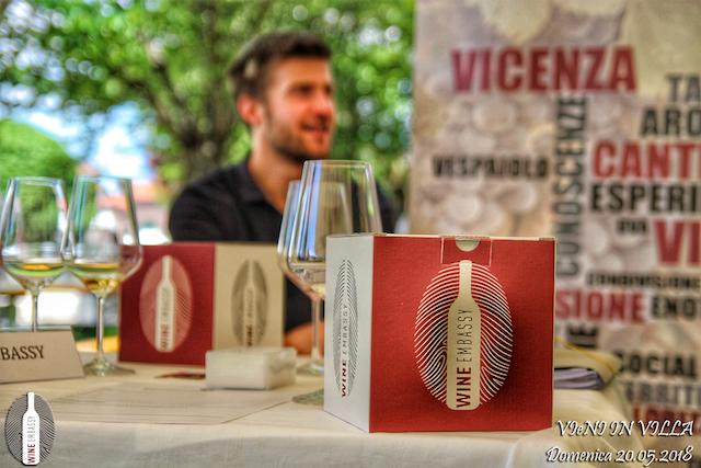 Foto Partecipazione Evento Wine Embassy – Vieni In Vila2