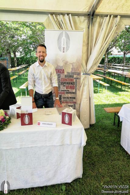 Foto Partecipazione Evento Wine Embassy – Vieni In Vila3