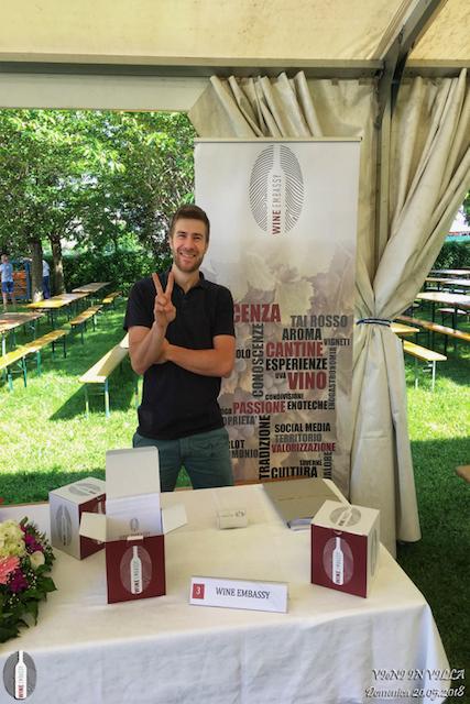 Foto Partecipazione Evento Wine Embassy – Vieni In Vila4