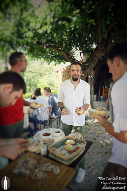 foto Evento Wine Embassy – Cantina Magia di Barbarano 2