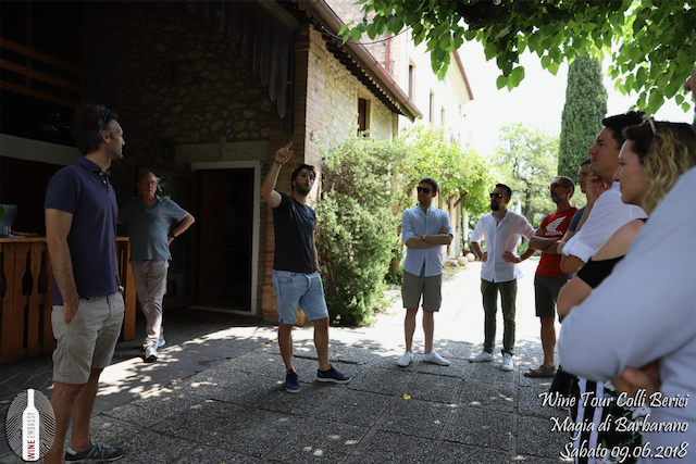 foto Evento Wine Embassy – Cantina Magia di Barbarano 4