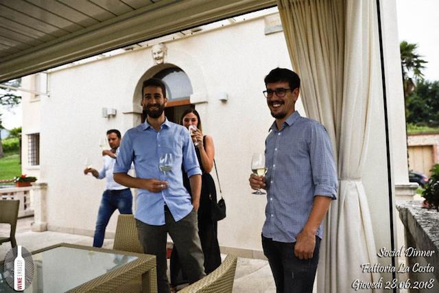 foto Evento Wine Embassy – Fattoria Sociale La Costa 13