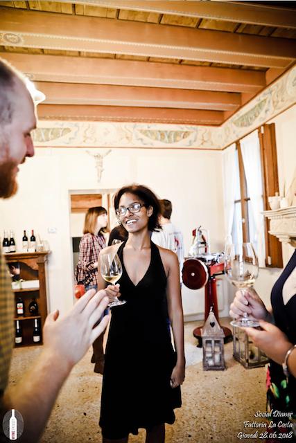 foto Evento Wine Embassy – Fattoria Sociale La Costa 18