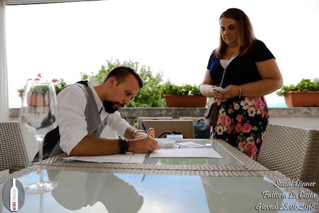 foto Evento Wine Embassy – Fattoria Sociale La Costa 2