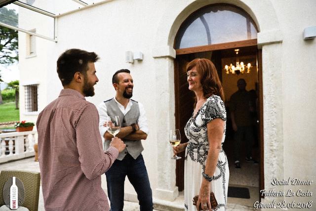 foto Evento Wine Embassy – Fattoria Sociale La Costa 3
