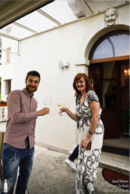 foto Evento Wine Embassy – Fattoria Sociale La Costa 4
