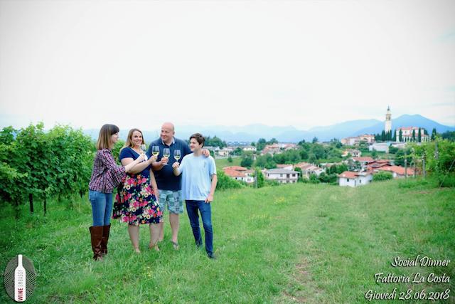 foto Evento Wine Embassy – Fattoria Sociale La Costa 6