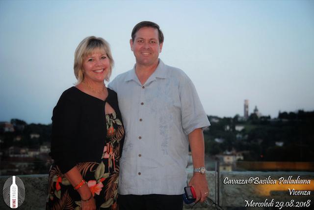 foto Evento Wine Embassy – Cavazza@Basilica Palladiana 29 Ago 10