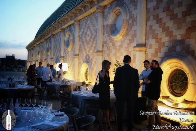 foto Evento Wine Embassy – Cavazza@Basilica Palladiana 29 Ago 11