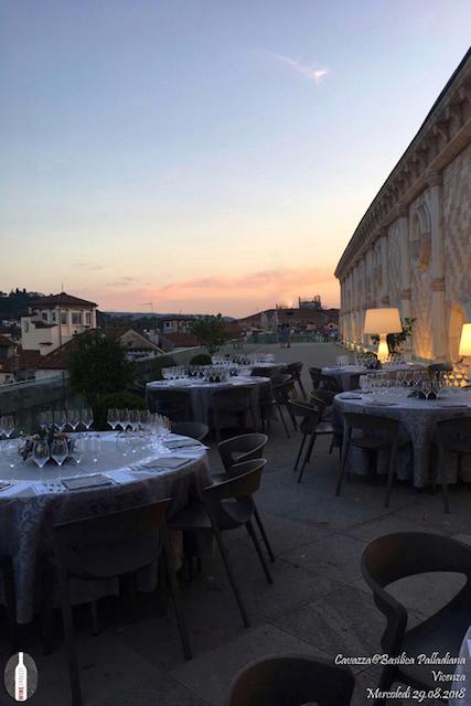 foto Evento Wine Embassy – Cavazza@Basilica Palladiana 29 Ago 12