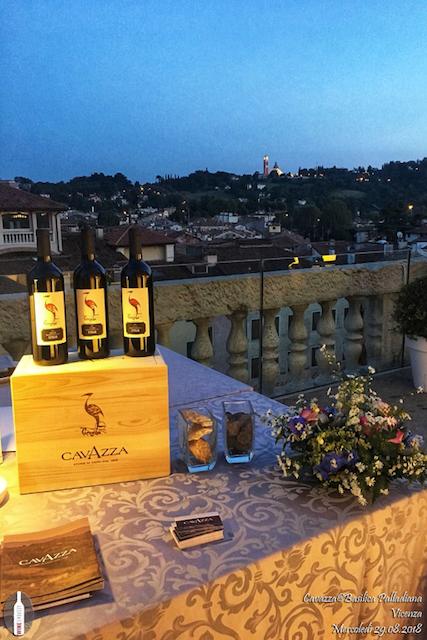 foto Evento Wine Embassy – Cavazza@Basilica Palladiana 29 Ago 13