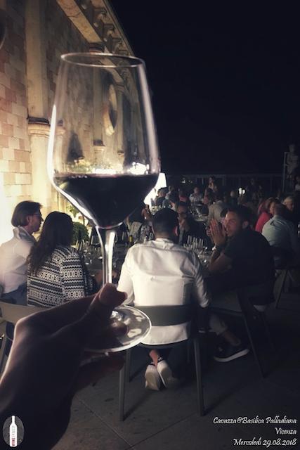foto Evento Wine Embassy – Cavazza@Basilica Palladiana 29 Ago 15