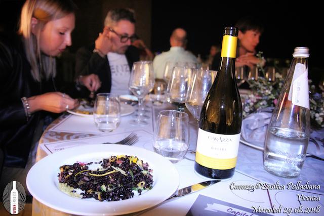 foto Evento Wine Embassy – Cavazza@Basilica Palladiana 29 Ago 17