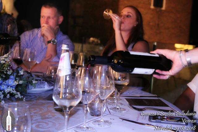 foto Evento Wine Embassy – Cavazza@Basilica Palladiana 29 Ago 18