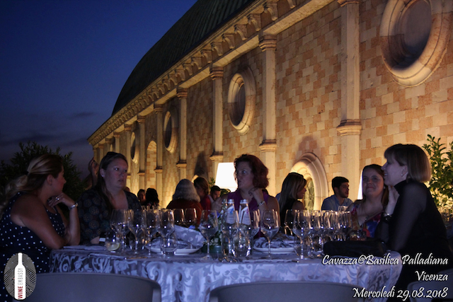 foto Evento Wine Embassy – Cavazza@Basilica Palladiana 29 Ago 19