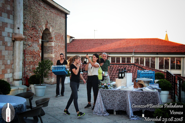 foto Evento Wine Embassy – Cavazza@Basilica Palladiana 29 Ago 2