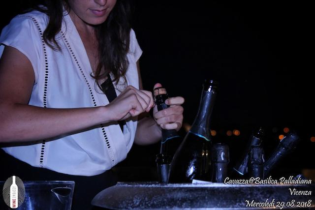 foto Evento Wine Embassy – Cavazza@Basilica Palladiana 29 Ago 20