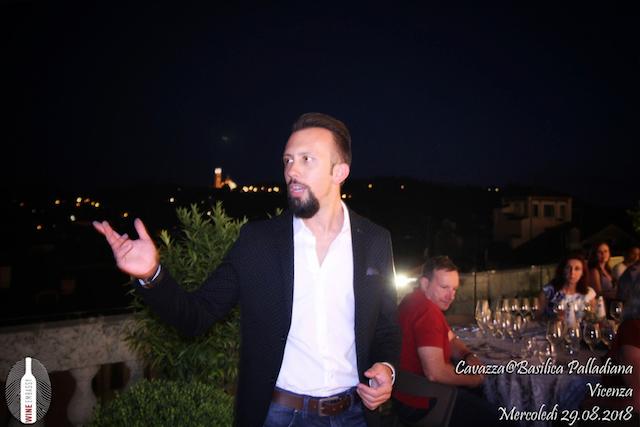 foto Evento Wine Embassy – Cavazza@Basilica Palladiana 29 Ago 21