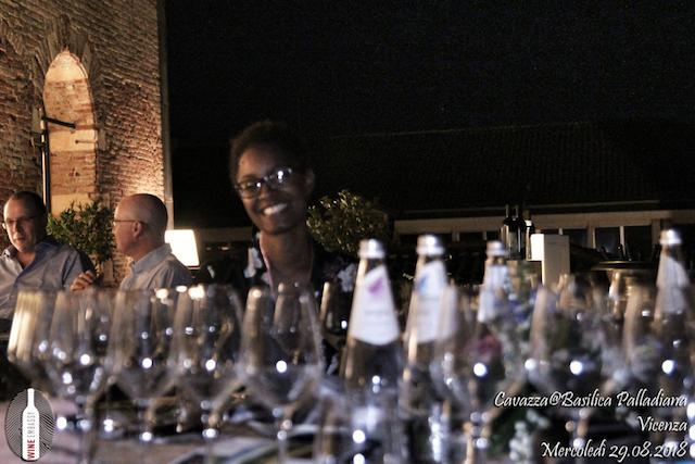 foto Evento Wine Embassy – Cavazza@Basilica Palladiana 29 Ago 22