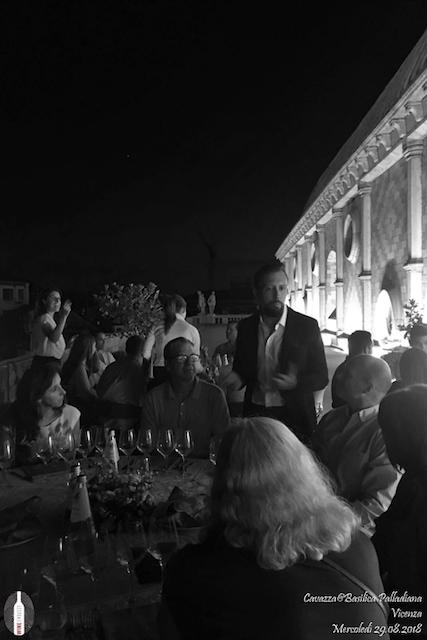 foto Evento Wine Embassy – Cavazza@Basilica Palladiana 29 Ago 24