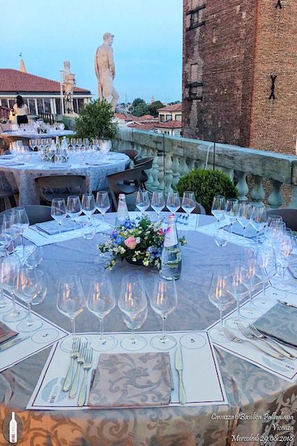 foto Evento Wine Embassy – Cavazza@Basilica Palladiana 29 Ago 3