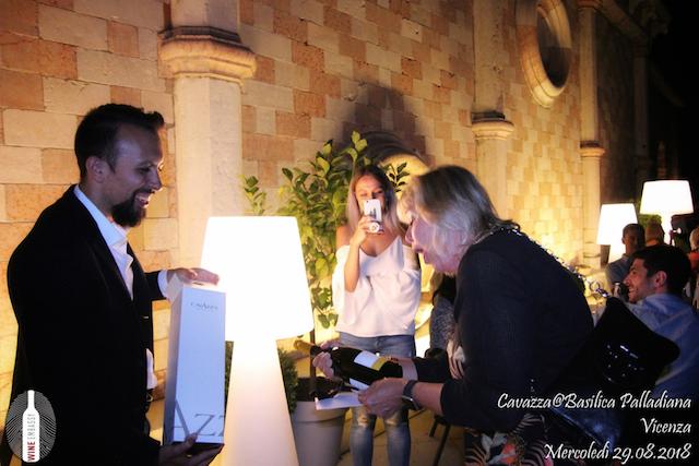 foto Evento Wine Embassy – Cavazza@Basilica Palladiana 29 Ago 30
