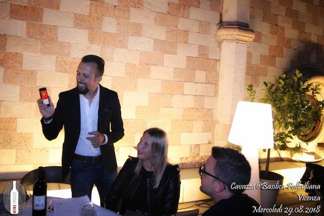 foto Evento Wine Embassy – Cavazza@Basilica Palladiana 29 Ago 31