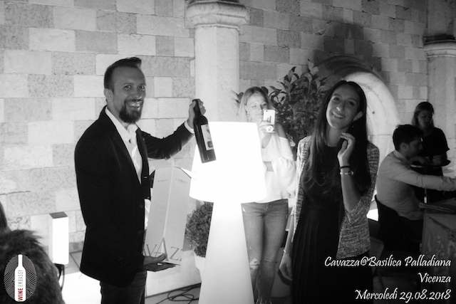 foto Evento Wine Embassy – Cavazza@Basilica Palladiana 29 Ago 32