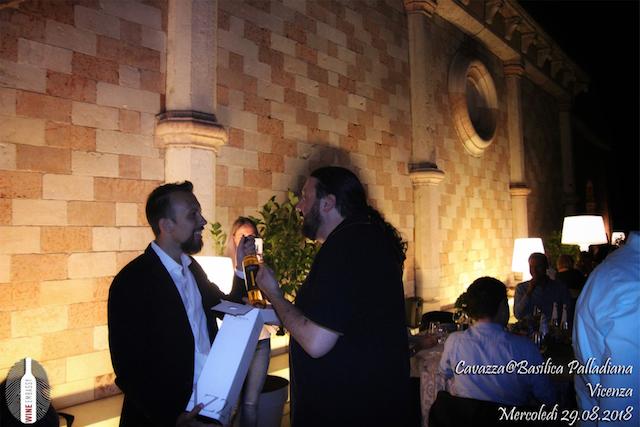foto Evento Wine Embassy – Cavazza@Basilica Palladiana 29 Ago 33