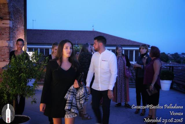 foto Evento Wine Embassy – Cavazza@Basilica Palladiana 29 Ago 8