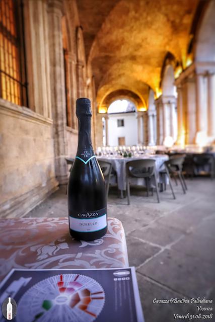 foto Evento Wine Embassy – Cavazza@Basilica Palladiana 31 Ago 1